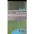 Ejercicios de Administración proceso administrativo nivel táctico