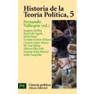 Historia De La Teoria Politica (Vol. V)