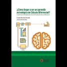 ¿Cómo llegar a ser un aprendiz estratégico del cálculo diferencial?