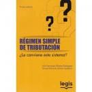 Regimén Simple de Tributación 1a edición